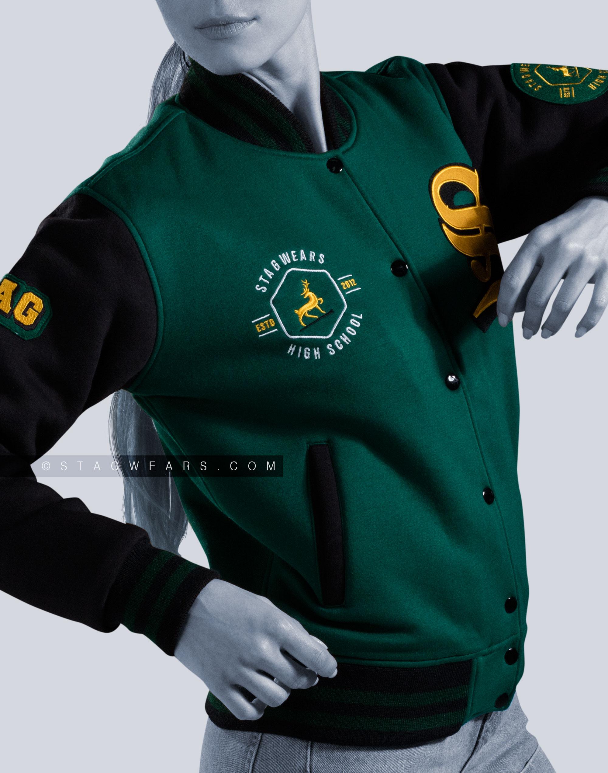 Custom Fleece Varsity Jackets Cheap Custom Varsity Jackets
