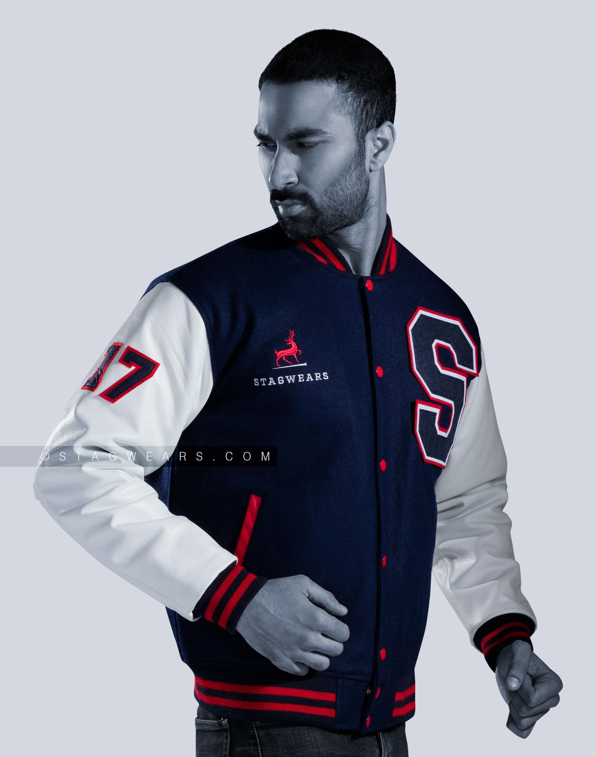 Custom Varsity Jackets Leather Sleeves Men Amp Women