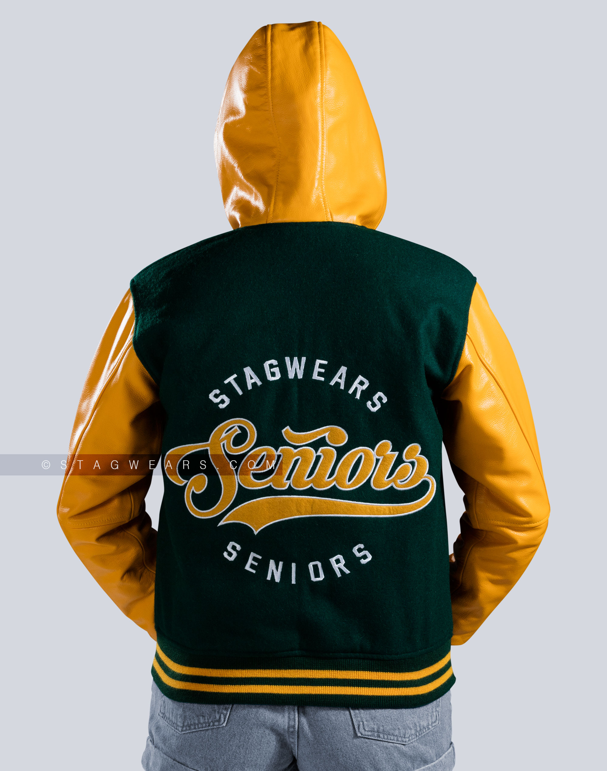 Letterman hoodies